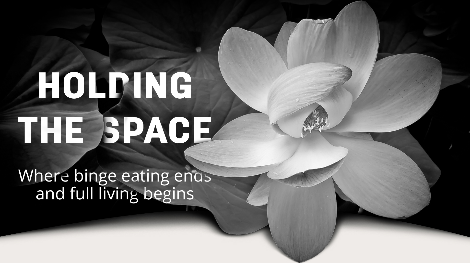 Holding The Space - Life and Weight Coaching